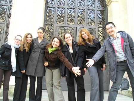 Master Marketing Territorial, promo 2008