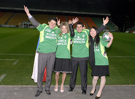 Remise des Trophées Jeunes Ambassadeurs 2009
