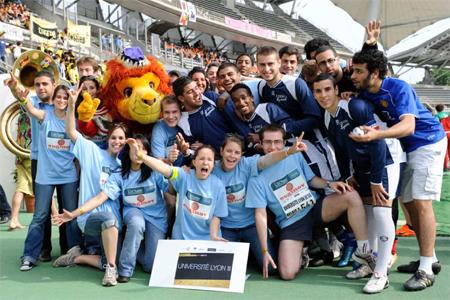 IAE Lyon - Challenge du Monde des Grandes Ecoles 2010