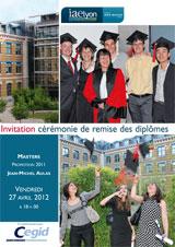 Masters IAE Lyon