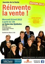 Journée de la Vente 2012