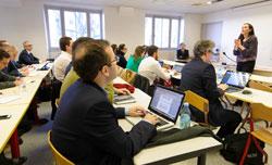 Séminaire doctoral - Étudiants brésliens