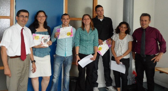 Licence DISTECH, promotion 2011