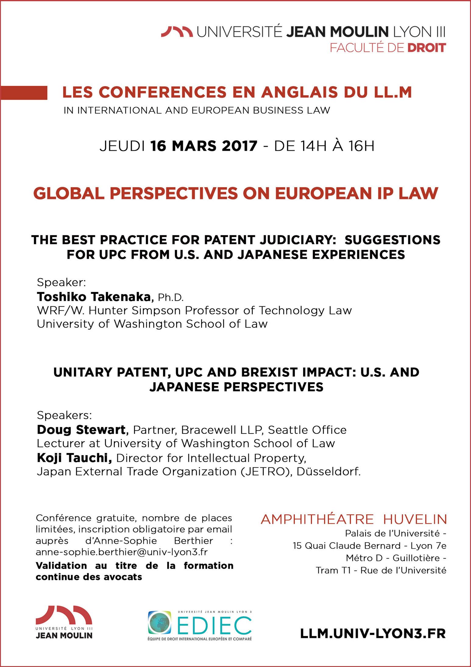 Affiche LLM 16 mars 2017