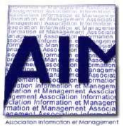 Logo AIM - Association Information et Management