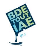 Logo BDE Tout IAE