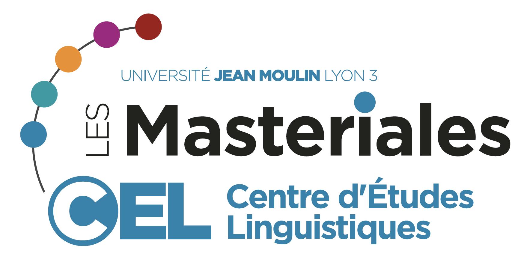 Logo Masteriales CEL