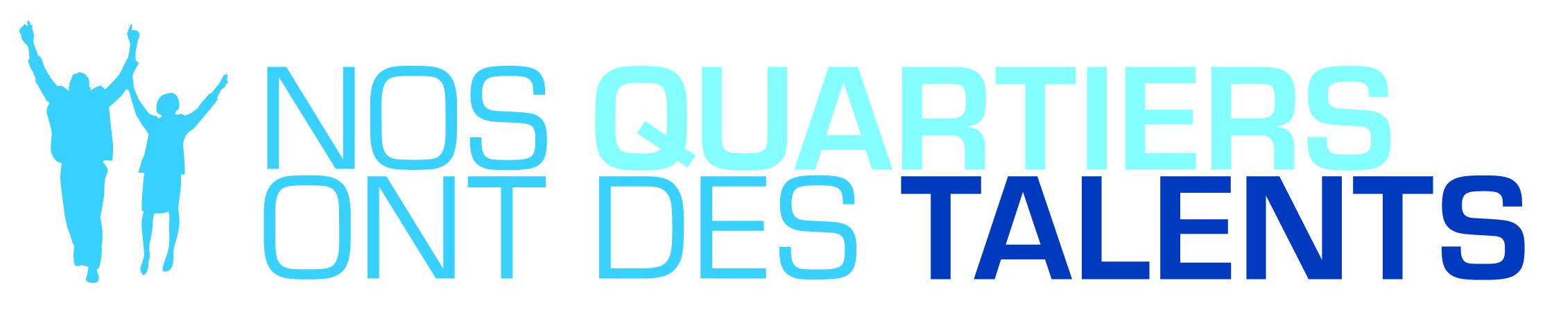 Logo Nos Quartiers ont des Talents