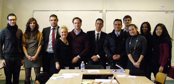 Master Management des Activités Internationales
