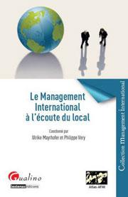 Le Management International à l'écoute du local