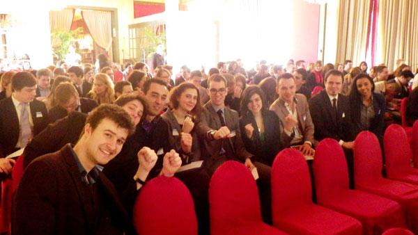 Deauville 2013 - Equipe Master Vente