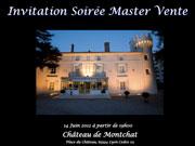 Soirée Master Vente 2012