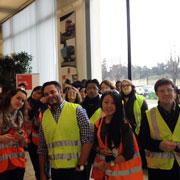 MBA Baruch - Visite Renault Trucks