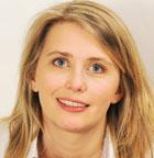 Mélanie Lagerström,  Directrice Marketing International Renault Trucks