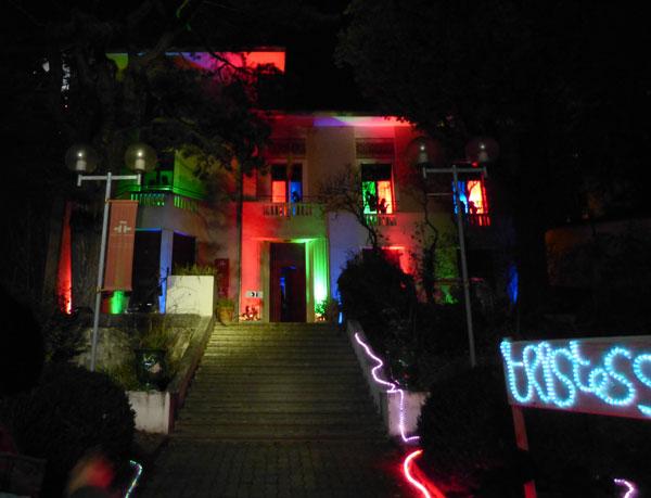Mise en Lumière Instituto Cervantes - 2013