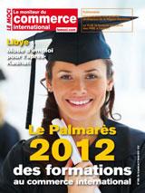 Palmarès MOCI 2012