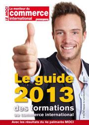 MOCI - Classement formation international 2013