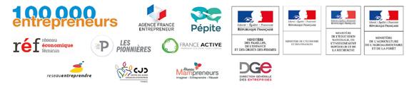 Partenaires 2017 - Semaine de sensibilisation des jeunes à l'entrepreneuriat féminin