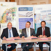 Partenariat IAE Lyon, ESQESE, ISARA