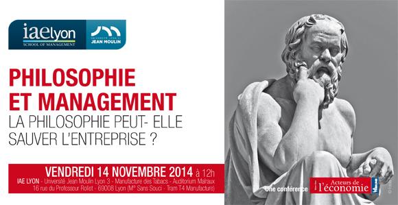 Philosophie & Management