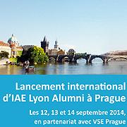 Evénement IAE Lyon Alumni à Prague