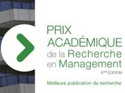 Prix Académique de la Recherche en Management