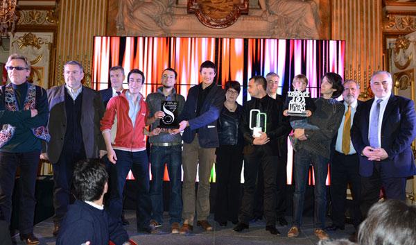 Prix Fête des Lumières 2013