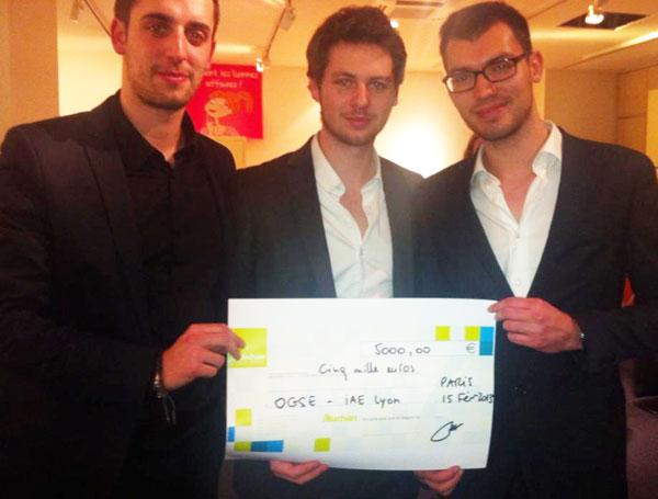 Prix Auchan spécial associations étudiantes