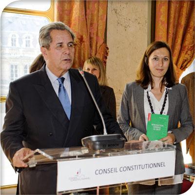 Jean-Louis DEBRÉ et Pascale DEUMIER