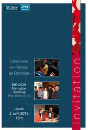 Remise diplômes Formation Continue