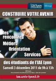 Rencontre Métiers - Orientation - Services 2011