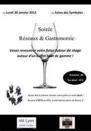 Réseaux & Gastronomie 2012