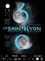 Course SaintéLyon