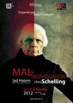 Mal et individuation chez Schelling