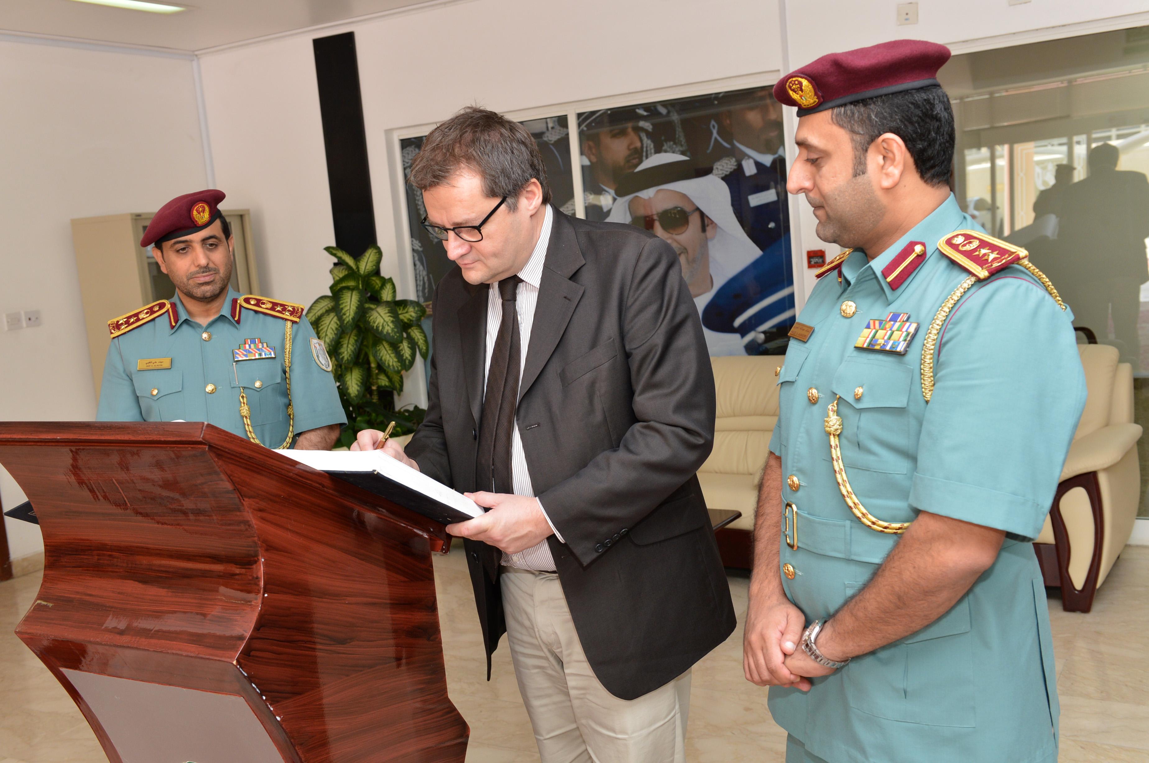photo visite Koweit et Abu Dhabi