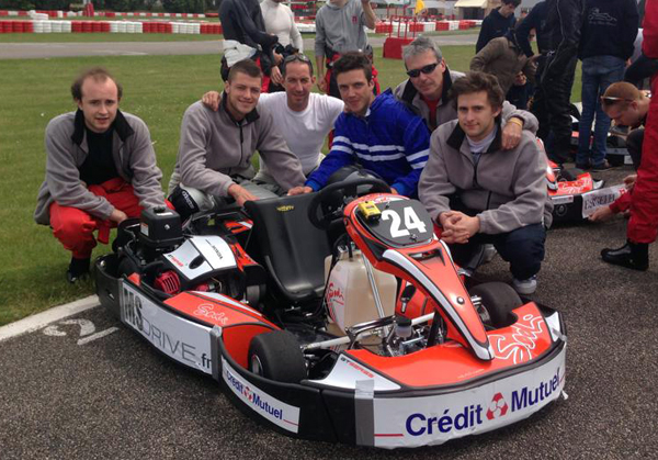 24H karting ESSEC 2014