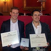 Trophée de l'Apprenti créateur d'entreprise 2012