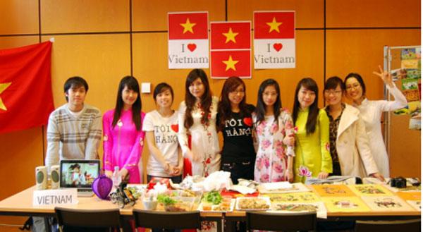 Stand Vietnam - LIF