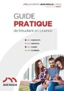 Visuel Guide pratique Etudiant de Licence 2015