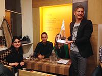1er Afterwork du Master Vente et Management Commercial : lancement réussi !