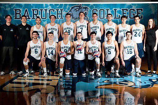 Equipe masculine de Volleyball - Baruch College