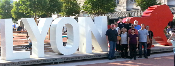 Western Kentucky University - Visite Lyon